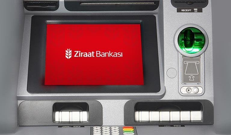 Ziraat ATM Cep Telefonu Güncelleme