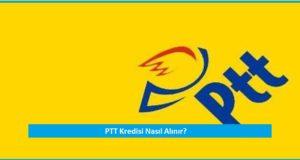 PTT Kredisi Alma Kosullari