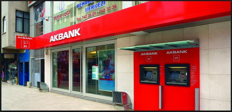 En Yakın Akbank ATM
